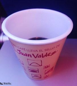 Café Juan Valdez - LATAM - MAD/FRA