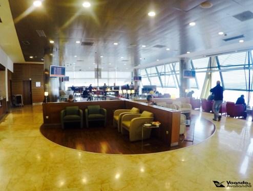 Sala VIP Iberia 3