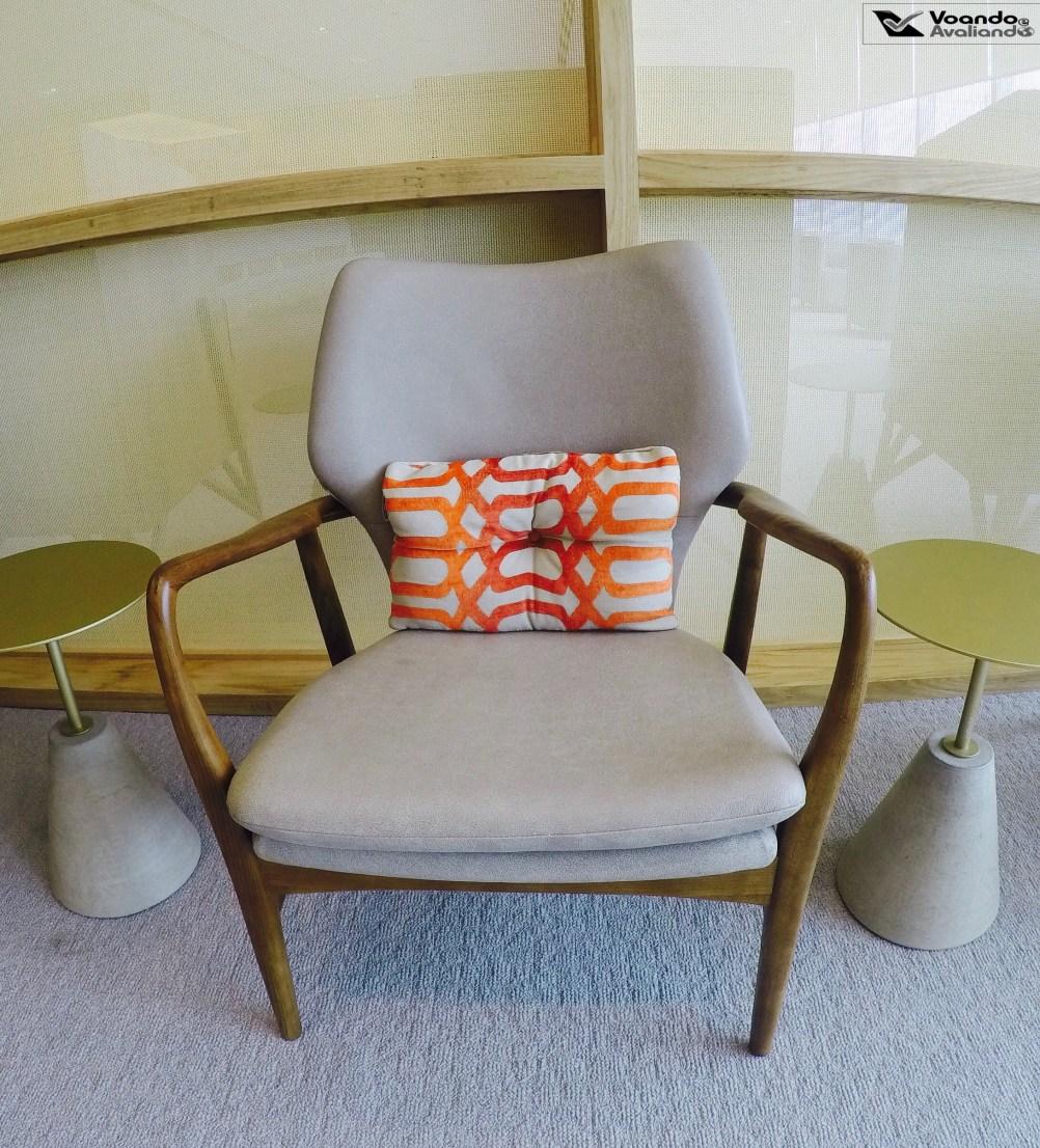 Cadeira - Sala VIP GOL GIG