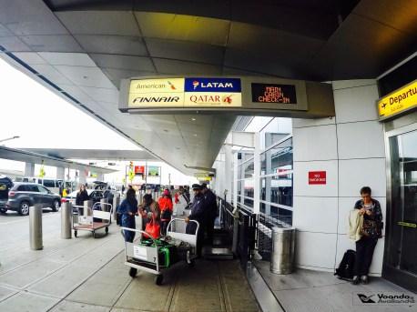 T8 - JFK - entrada