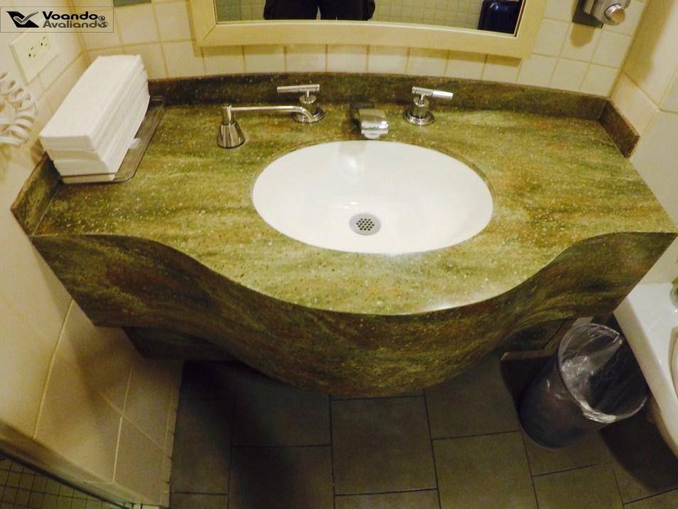 Flagship - Pia banheiro