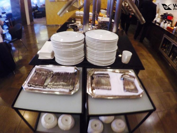 Flagship - pratos e talheres