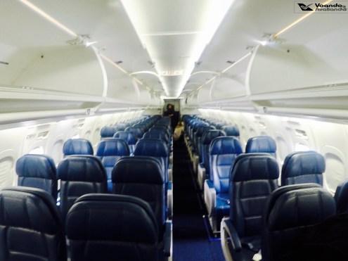 Inside B717 - Delta 2