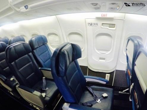 Inside B717 - Delta 3