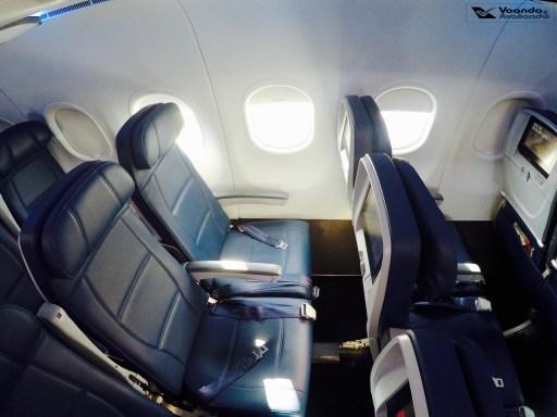 Inside A319 - Delta 2