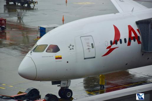 Bogotá - Avianca - Boeing B787 (6)