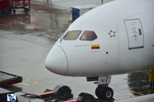 Bogotá - Avianca - Boeing B787 (5)