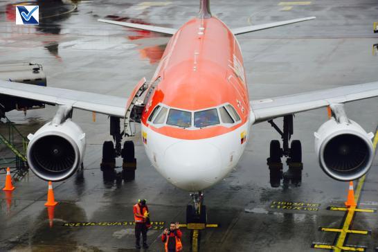 Bogotá - Avianca - Airbus A319 (5)