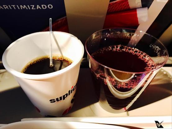 Café da Manhã - LATAM - GRU LHR 3