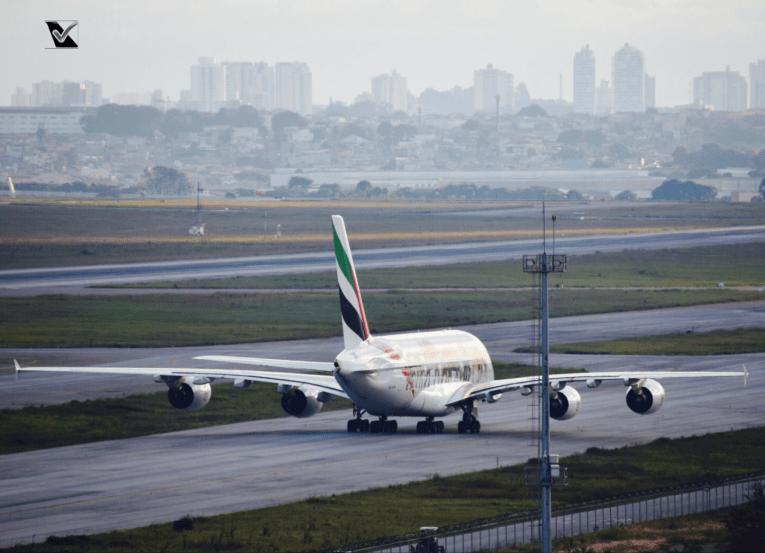 A380 - Taxiamento 1
