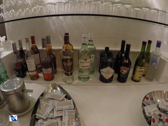 Sala VIP - Star CDG - Bebidas Destiladas