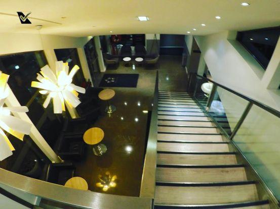 Sala VIP - Star CDG - Visão Escada