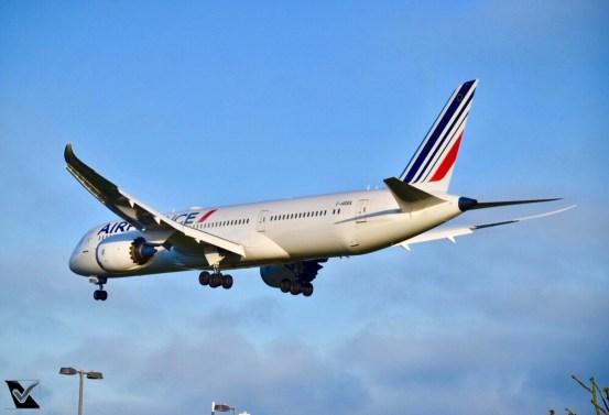 LHR_Air France B787 3