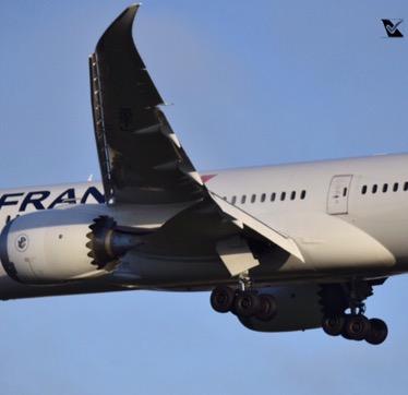 LHR_Air France B787 1