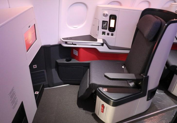 Avianca_A330 - Poltrona Executiva - Oficial