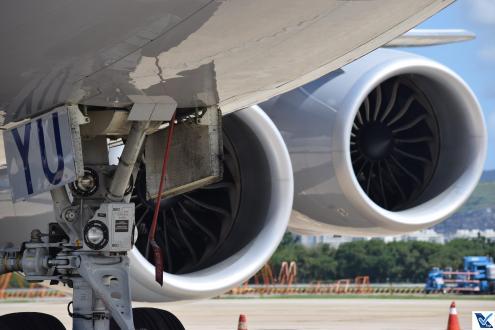 _B747 Trem + Motores