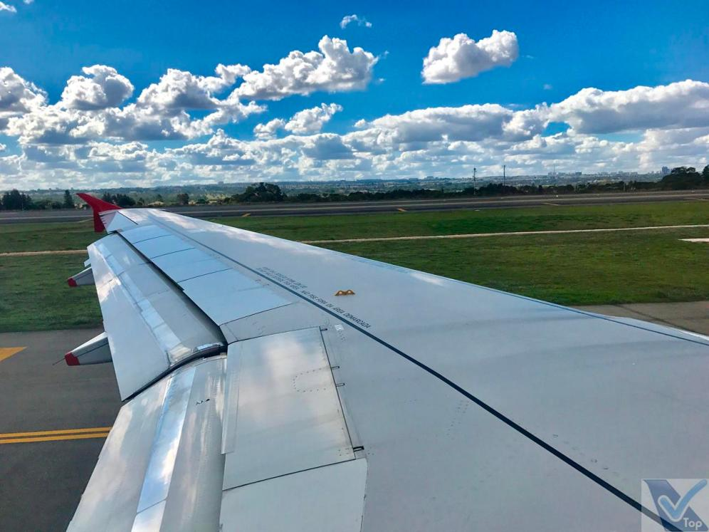 A319 - Avianca - Taxiamento BSB 1