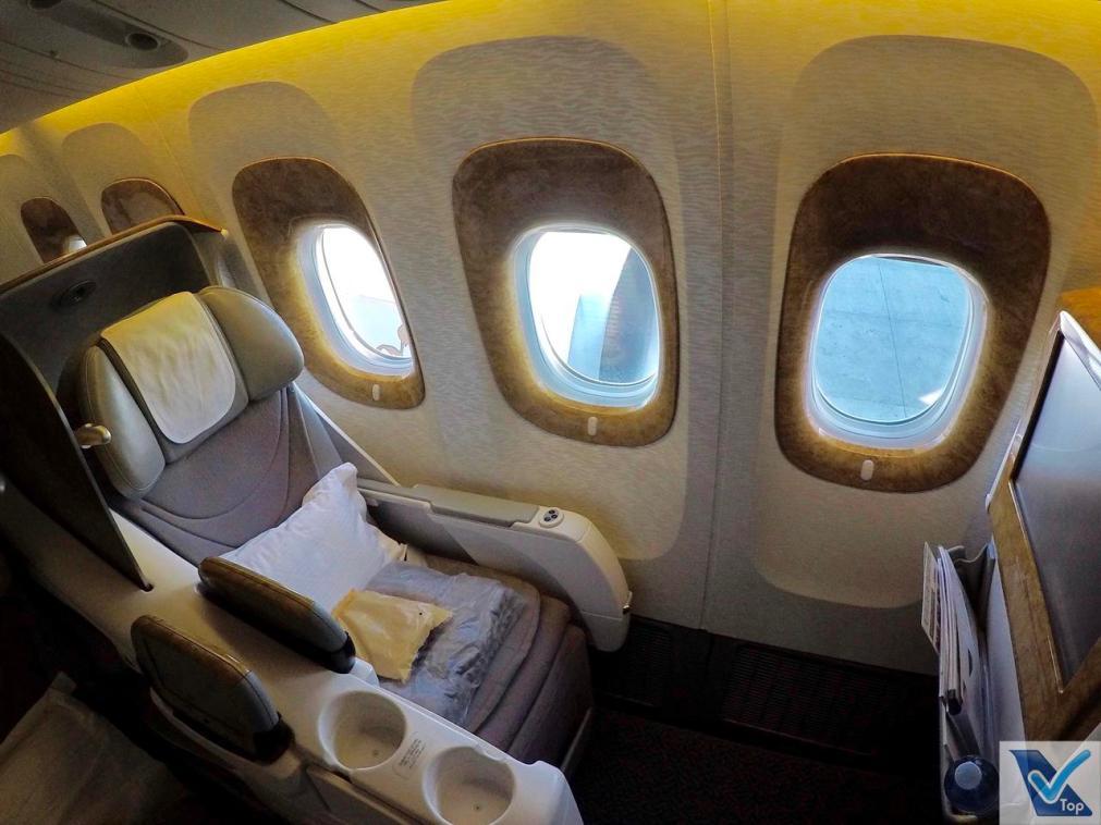 Assento-11A-Emirates-Executiva-B777