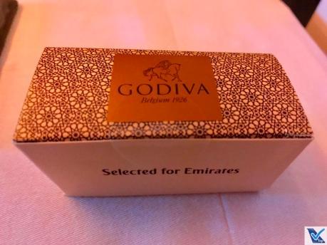 Emirates - Godiva - Business
