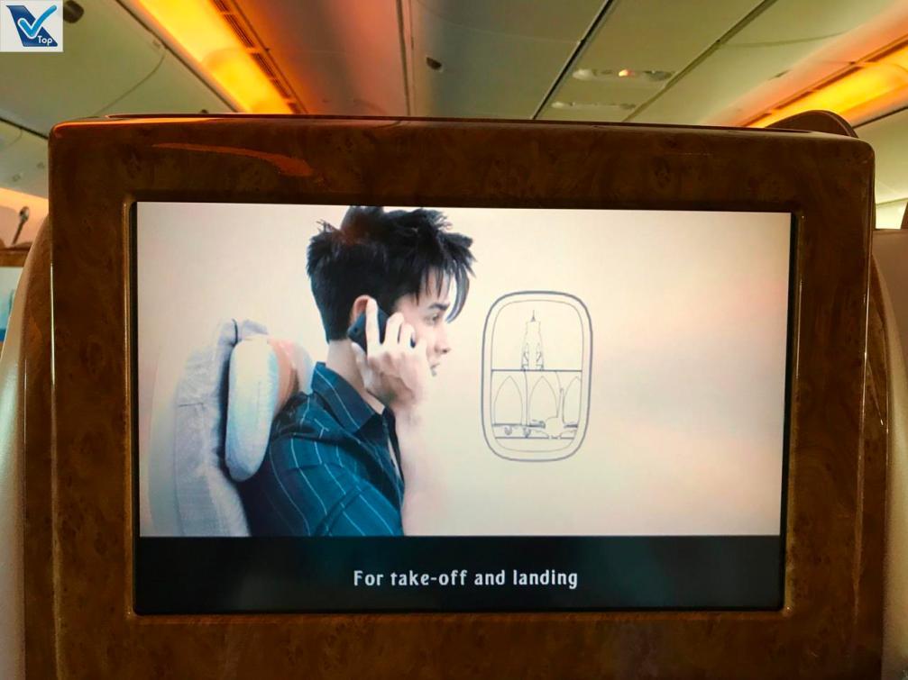 Instruções Emirates 2