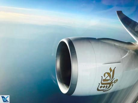 Motor B777 - Emirates 3