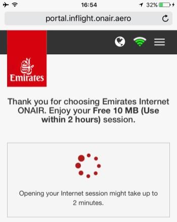OnAir - Emirates Wifi 2