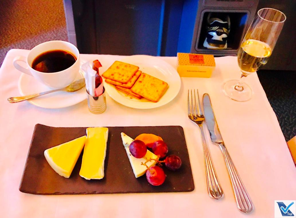 Sobremesa - Business Emirates