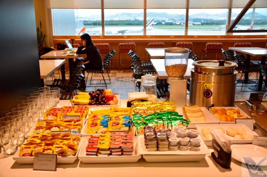 Buffet Sala VIP GOL GIG 3