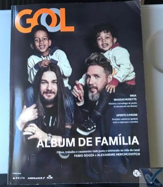 Revista de Bordo - GOL - Junho 17 - GIG EZE