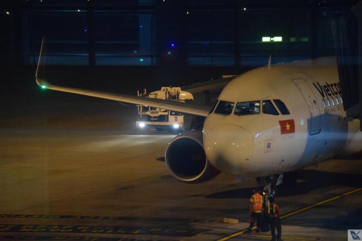 A320 - Vietjet Air - Hanoi