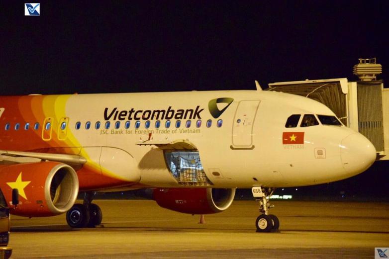 A320 - Vietjet Air - Ho Chi Min City 2