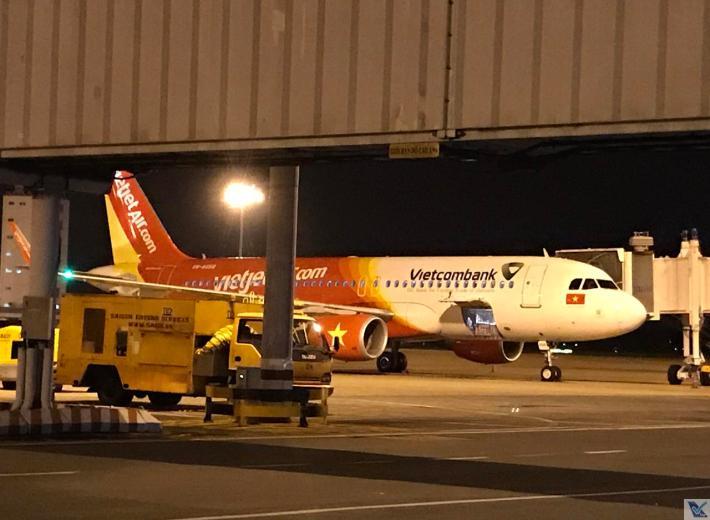 A320 - Vietjet Air - Ho Chi Min City