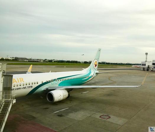 B737 - Nok Air - DMK 3