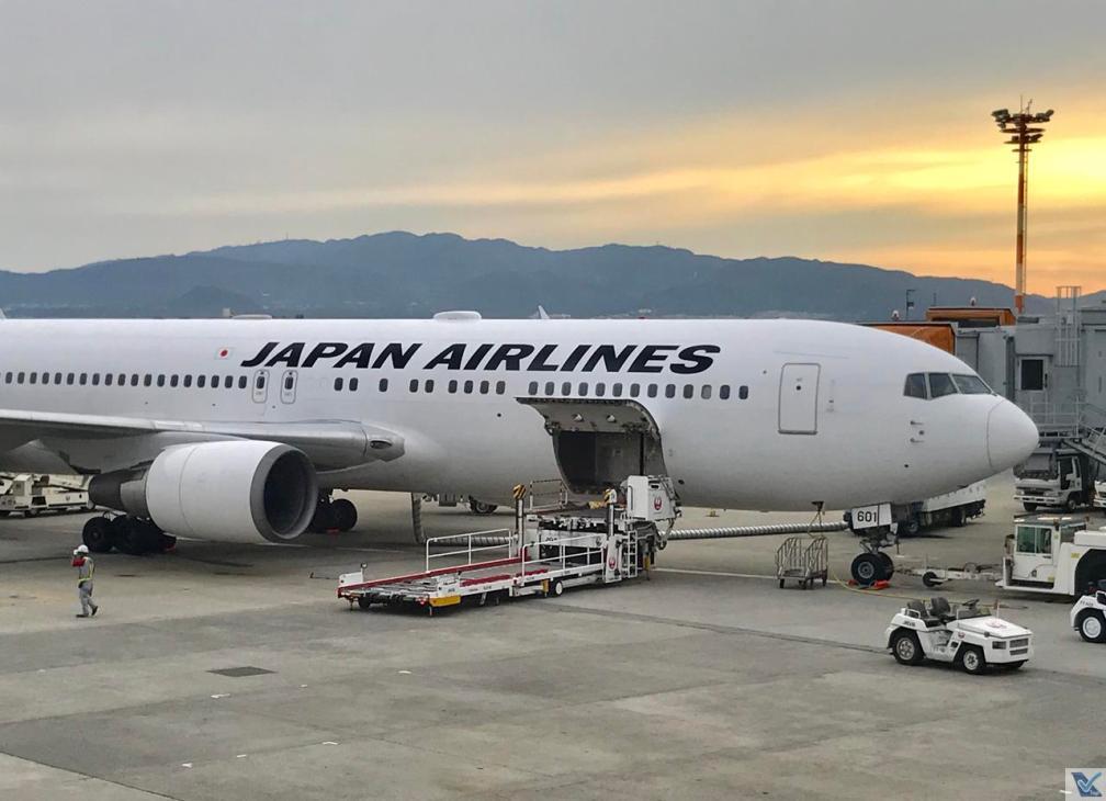 B767 - Portão 18 - Osaka - JAL (3)