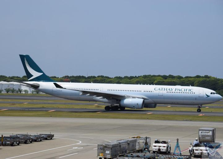 _Cathay Pacific A330