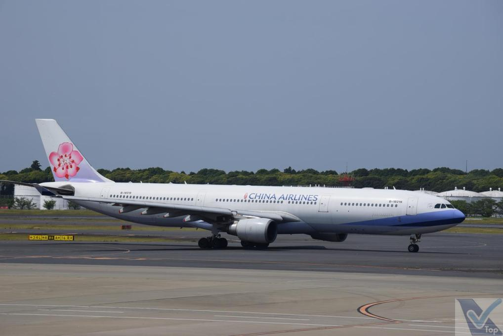 _China Airlines - A330 (1)