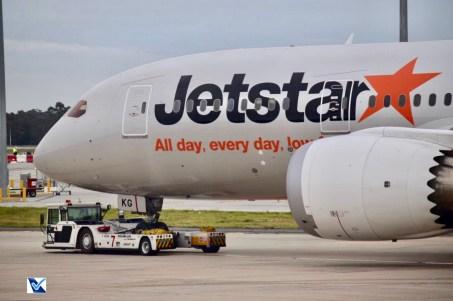 Jetstar - Melbourne