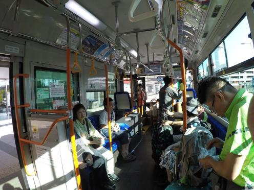Haneda - ônibus circular terminais 3