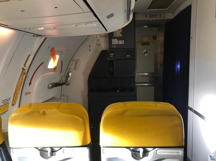 Inside - B737 - Nok Air 1