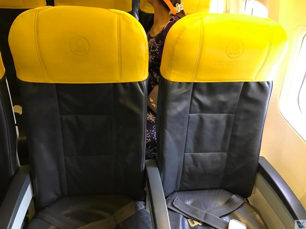 Inside - B737 - Nok Air 6