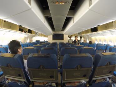 Inside - B777 - ANA 8