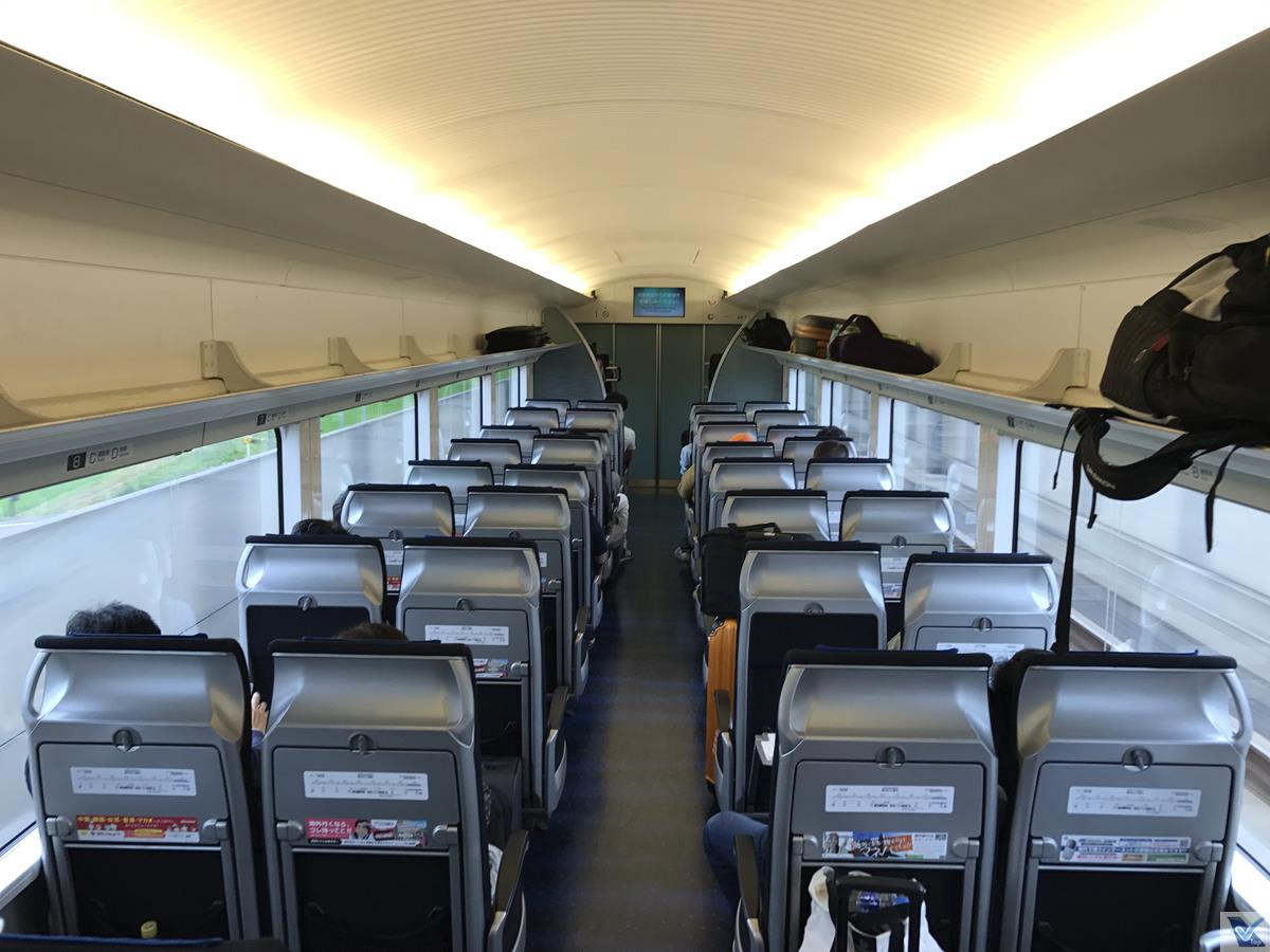 _Inside Trem Bala Narita