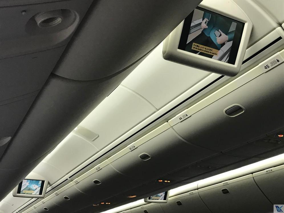 Instrucoes Segurança - B767 - JAL 3