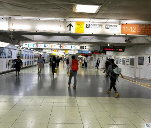 Metrô Tóquio_Haneda (2)