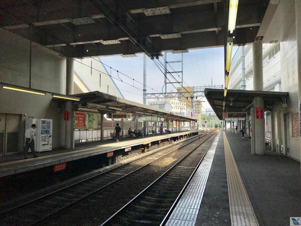 Monorail - Osaka - Estação