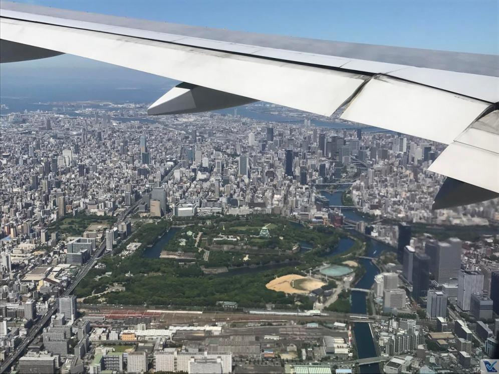 Overview Osaka - B777 - ANA (1)