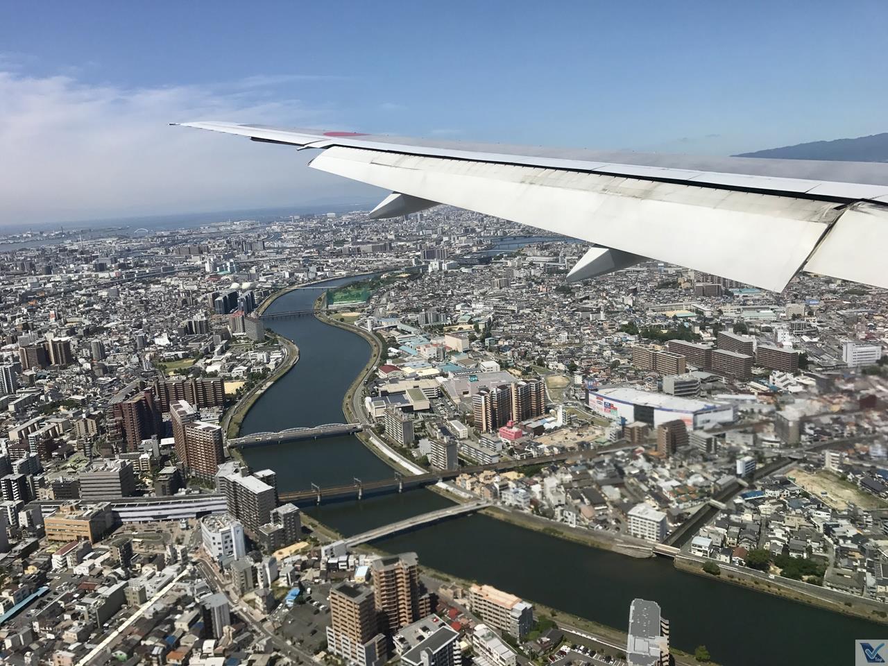 Overview Osaka - B777 - ANA (5)