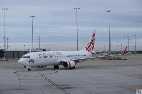 Virgin Australia - Sydney 3