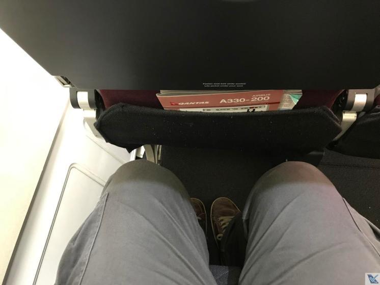 A330 - Qantas - Econômica - Espaço (1)