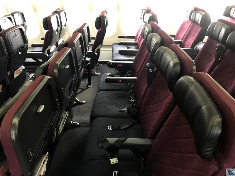 __A330 - Qantas - Inside 5